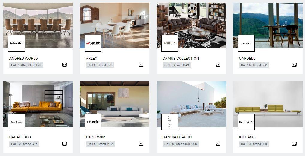 empresas españoles en salon del mueble de milán . Mueble de España. Furniture of Spain (6) salone del mobile 2017