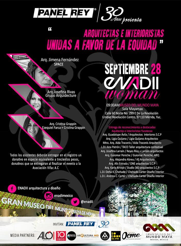 enadii woman 2016 Museo del Mundo Maya
