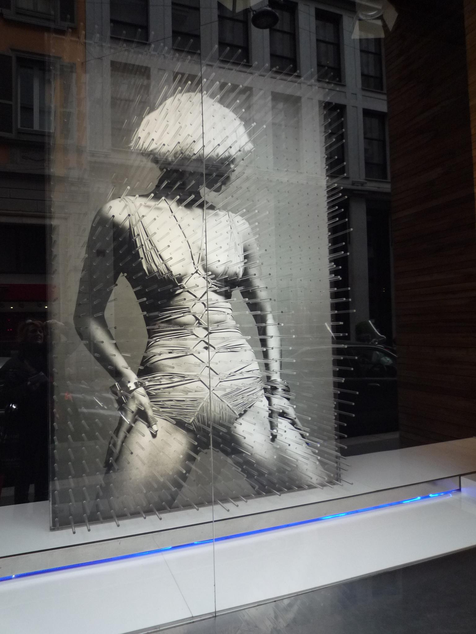 Escaparatismo: El arte de la venta visual