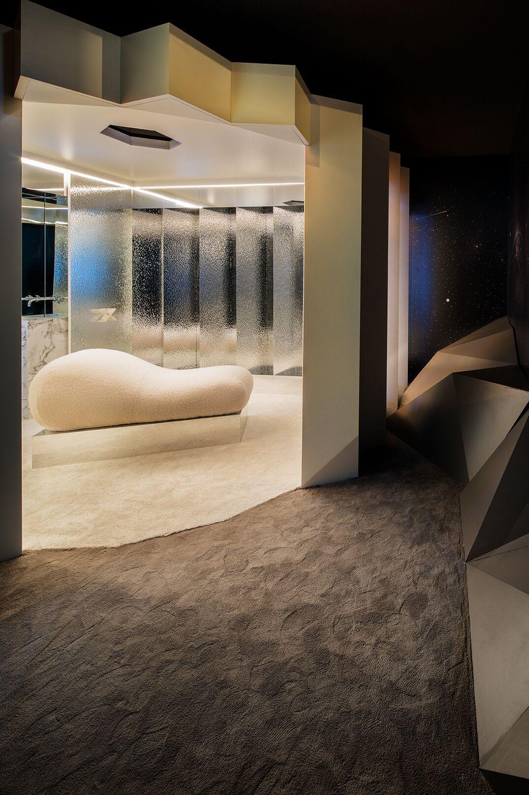 espacio formica Casa Decor 2020 Estudio Wanna