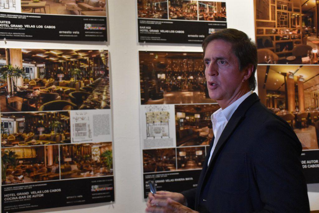 exposicion Bienal Cidi PALACIO DE BELLAS ARTES DE MEXICO. Arquitecto Ernesto Vela