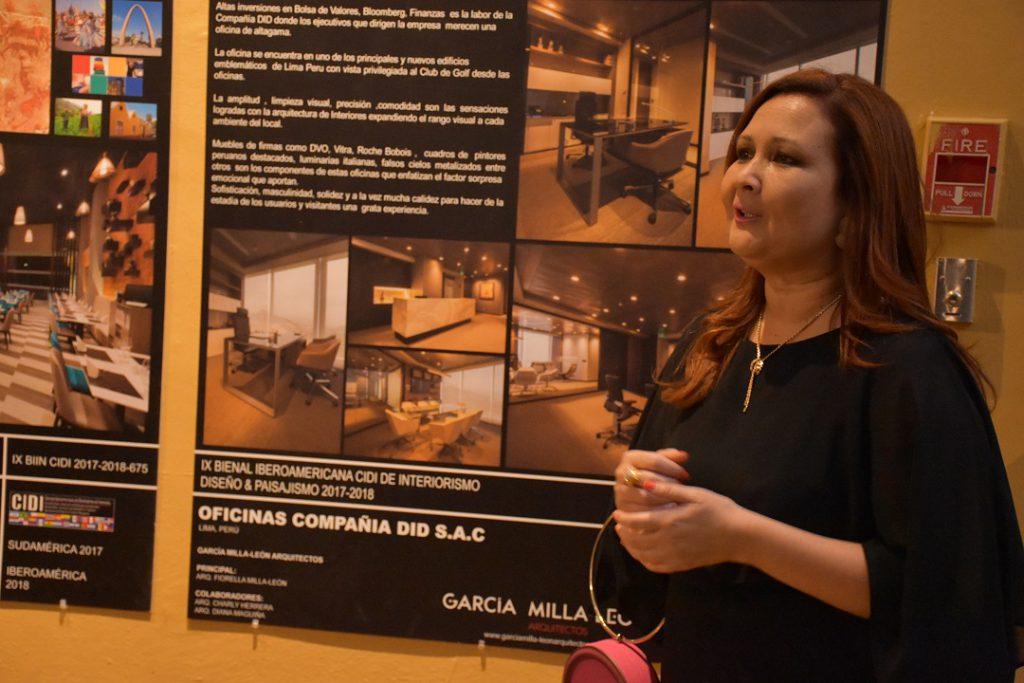 exposicion Bienal Cidi PALACIO DE BELLAS ARTES DE MEXICO. Fiorella Milla-León