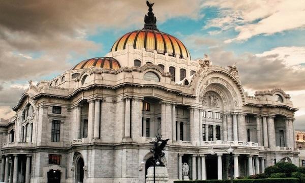 Palacio de Bellas Artes de México.