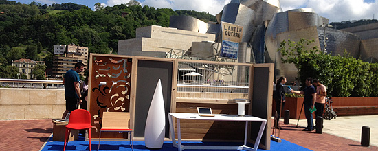 Exposicion Dia del Diseño Industrial. Grupo Habic
