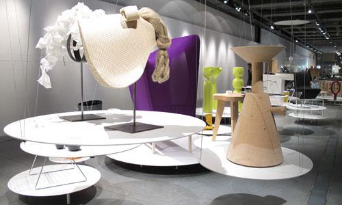 Exposicion New Italian Design. La Alhondiga 2013