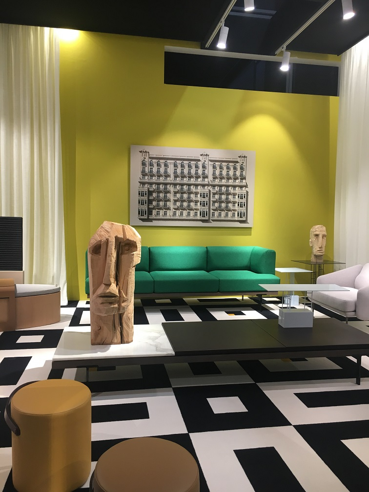 feria valencia habitat 2017. Martinez Medina Mueble made in Spain contra mueble chino