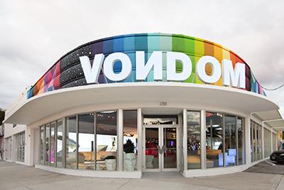 flagship-store-miami-showroom-vondom-2 Informe exportacion española de muebles 2017