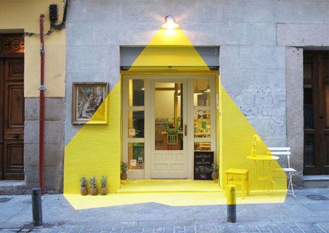 FOS. Calle Lope de Vega. Madrid