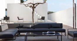 Espectacular de aumento de la exportación española de muebles en el primer semestre 2021.