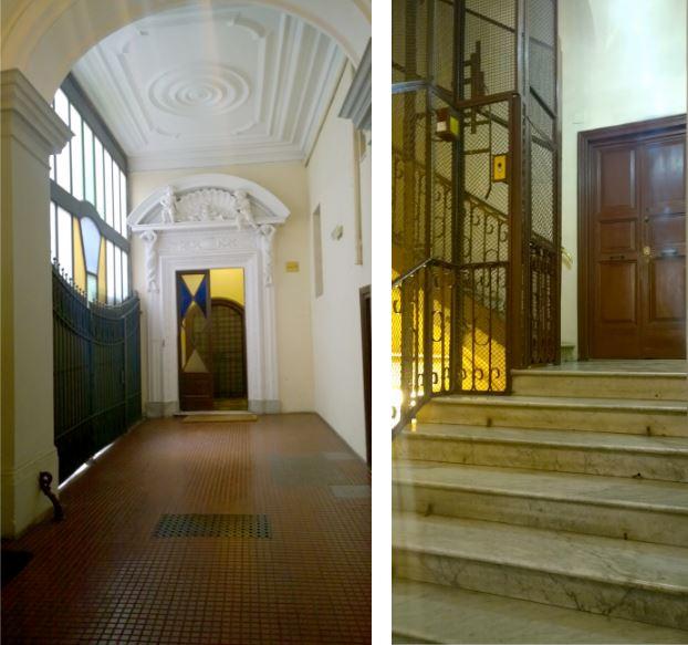 francesca bertuglia architetto Roma- portal Reforma de apartamento en Roma
