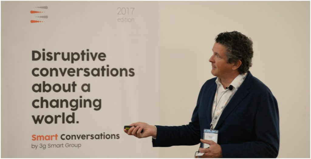 francisco vazquez medem 3g office smart conversations workplace & retail conference 2017. La revolucion del Retail . Madrid y Barcelona 3 y 5 Octubre 2017