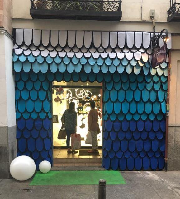 franjul decoraccion 2017 fachadas barrio de las letras