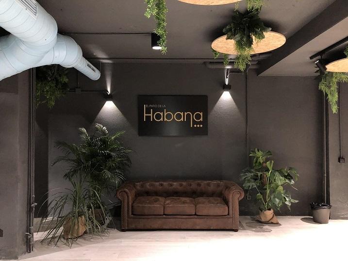 gabriel antro design. Interiorismo como valor diferencial. InnoDesign.el Patio de la Habana. Madrid
