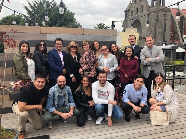 Gala de premiaciones Cidi 2018. Visita Fine Floors México D.F