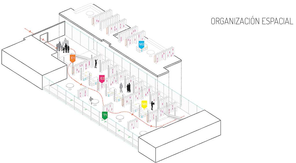 galeria de materiales-coam-colegio-arquitectos-madrid-espacios