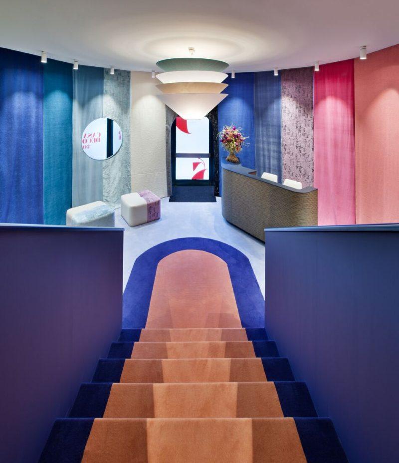 Espacio GANCEDO,porEli Gutiérrez Studio.Casa Decor 2020