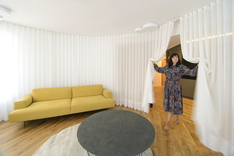 garmendia cordero arquitectos reforma de vivienda en bilbao.