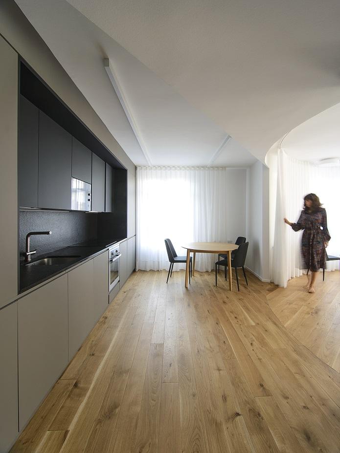 garmendia cordero arquitectos reforma de vivienda en bilbao 3