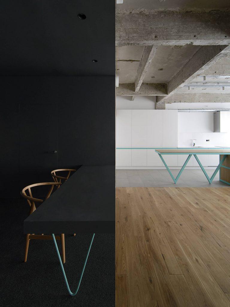 garmendia cordero arquitectos. reforma de oficina a vivienda en Bilbao (10)