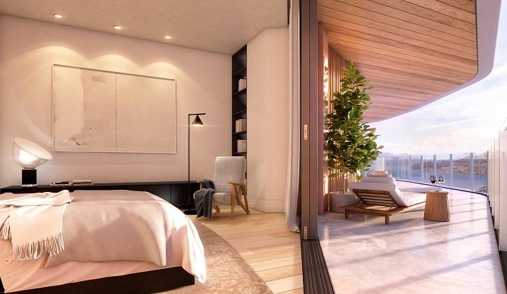 gca architects downtown hotel Kelowna, Canada Ponentes Interihotel Barcelona 2017