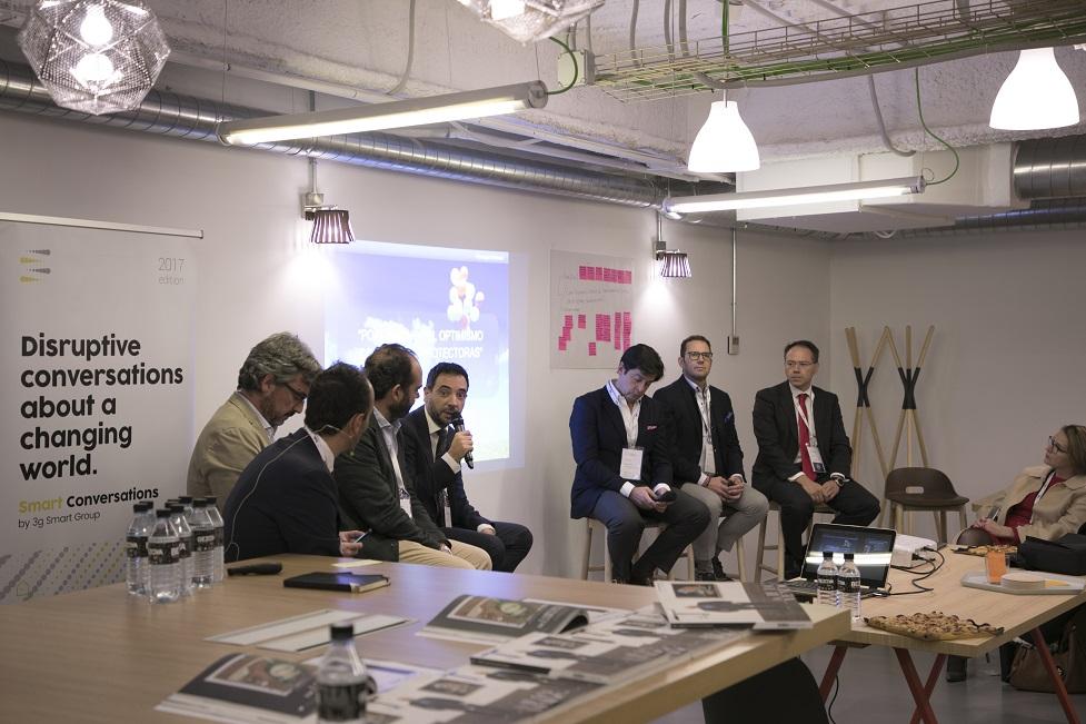 hospitality design conference madrid 3g office 3g smart group panel de expertos