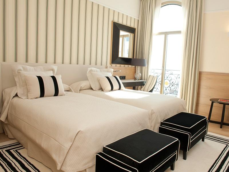 hotel sardinero santander habitacion2 (1) Cantabria está de moda.