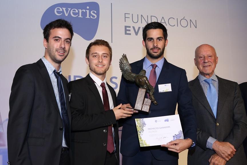 hyperloop zeleros upv premio fundacion everis