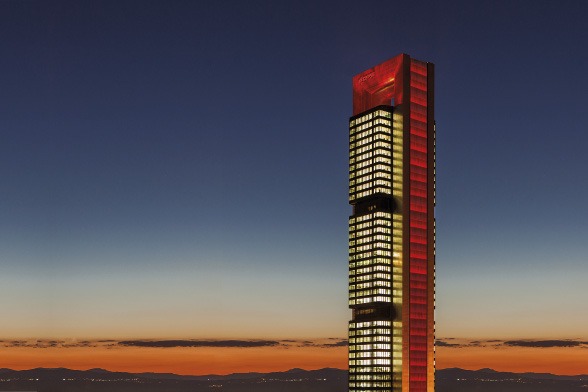 iluminacion-torre-cepsa-workplace-conference