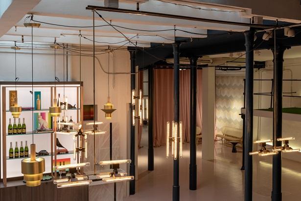 innodesign Feria Habitat Valencia 2018 mar vera enves design. Wellcome Room Interiorismo como valor diferencial. InnoDesign Agora Nude Feria Habitat 2018