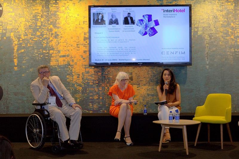 interihotel madrid 2018 Accesibilidad en hoteles con Rovira beleta