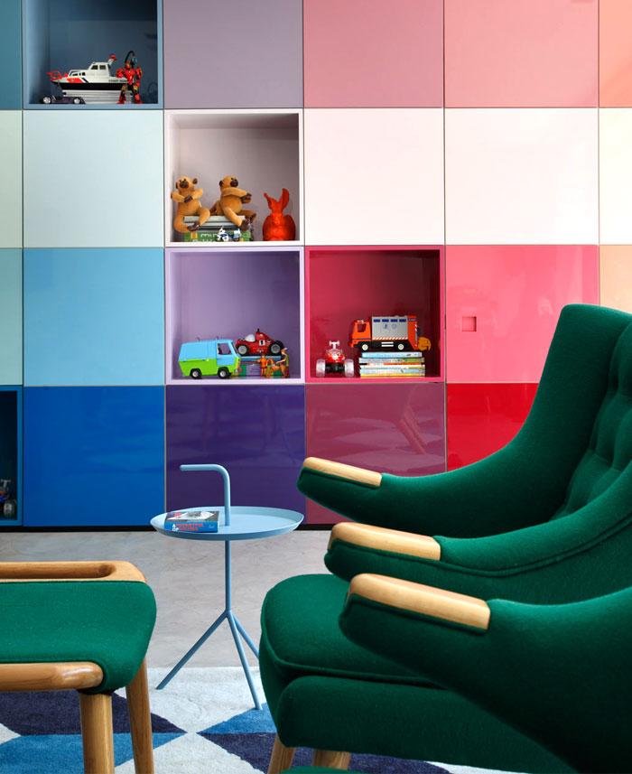interior-decor-trend tendencias decoracion 2016 Casa DM / Studio Guilherme Torres