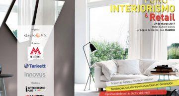 FORO Interiorismo &Retail Grupo Vía