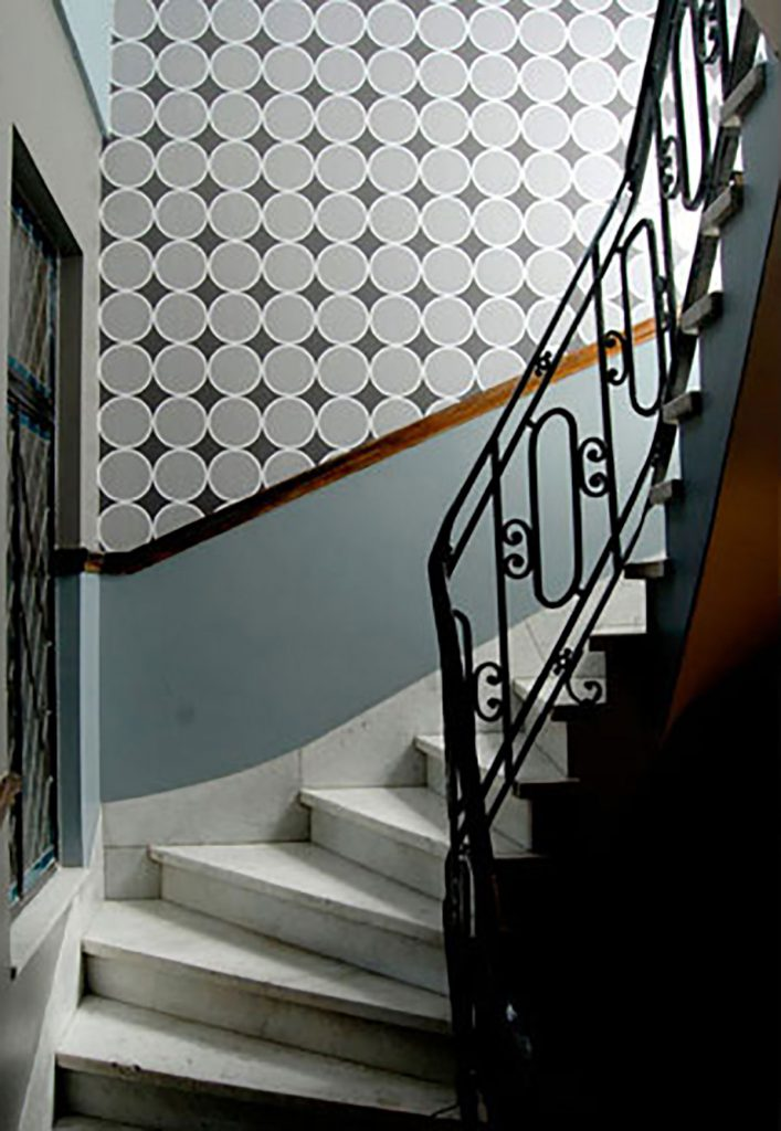 javier echenike casa oro buenos aires escalera de marmol echenike
