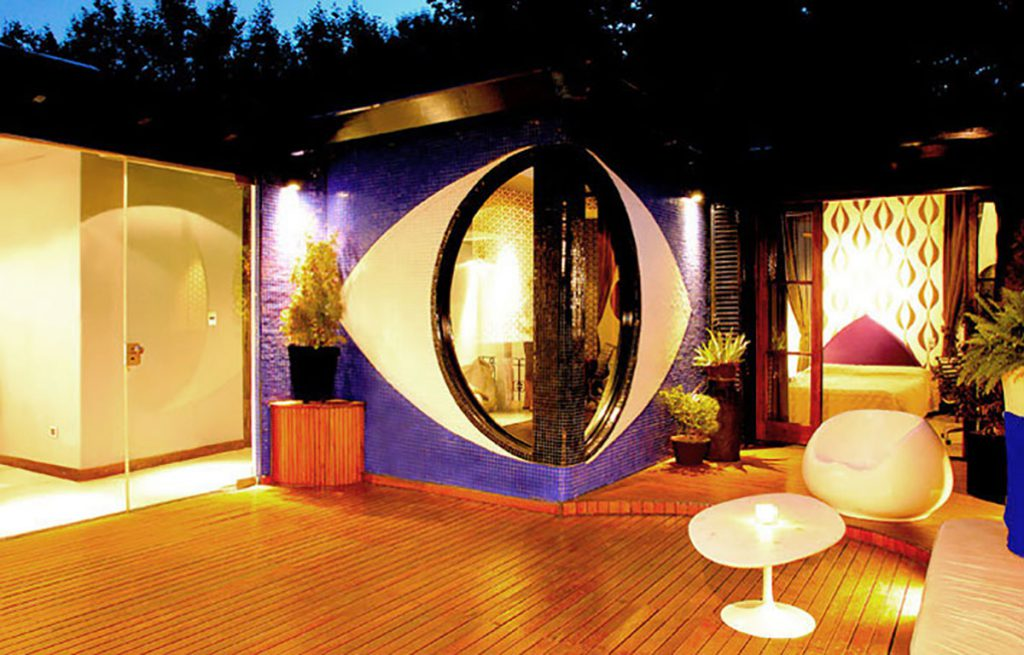 javier echenike casa oro buenos aires terraza y dormitorio echenike