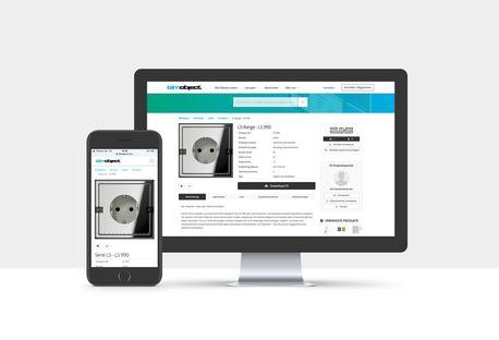 Ya disponibles bibliotecas gratuitas de objetos BIM de JUNG