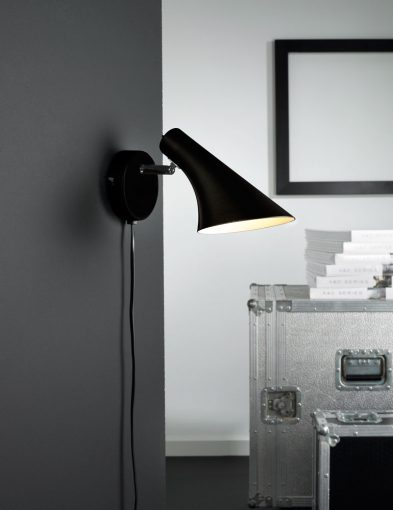 lamparasenlinea.es apliques originales vintage, industrial, retro, lamparas negras