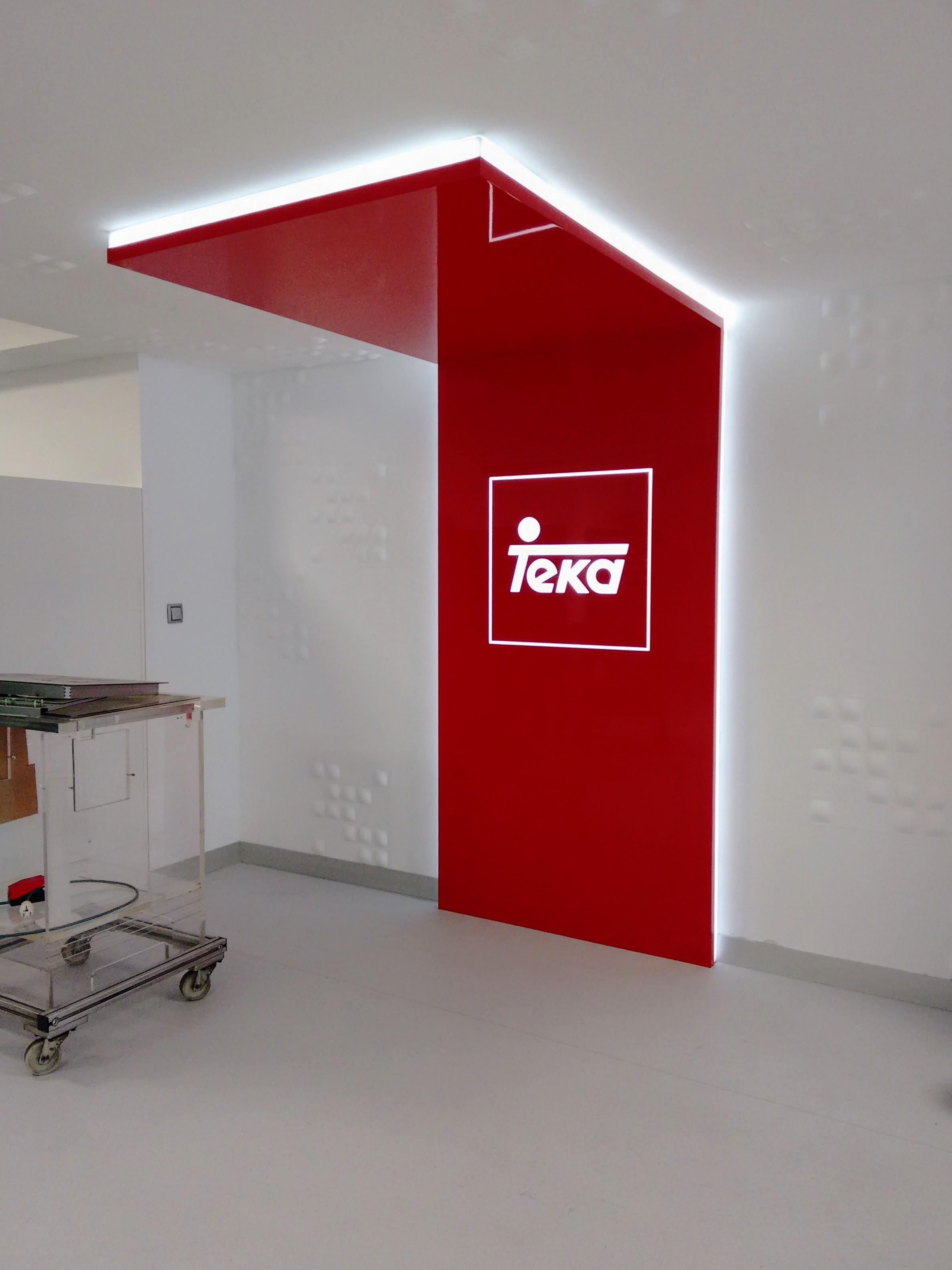 Laboratorio de calidad para Teka Industrial S.A.