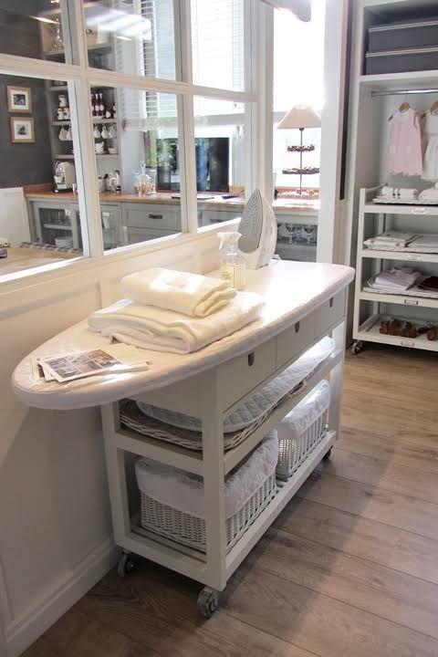 lavanderia soluciones tabla de plancha