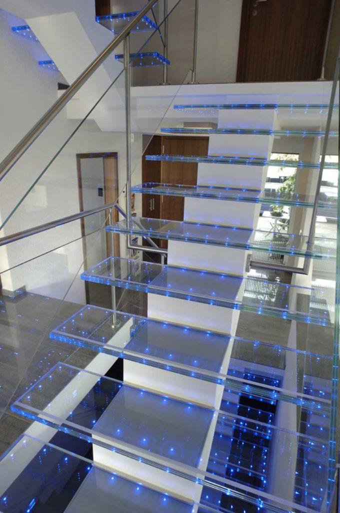 led integrado en vidrio led ideas Light Points (3)
