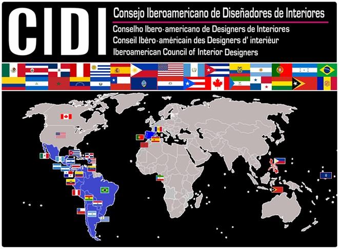 ogo cidi iberoamericano. Consejo iberoamericano de diseñadores de interiores