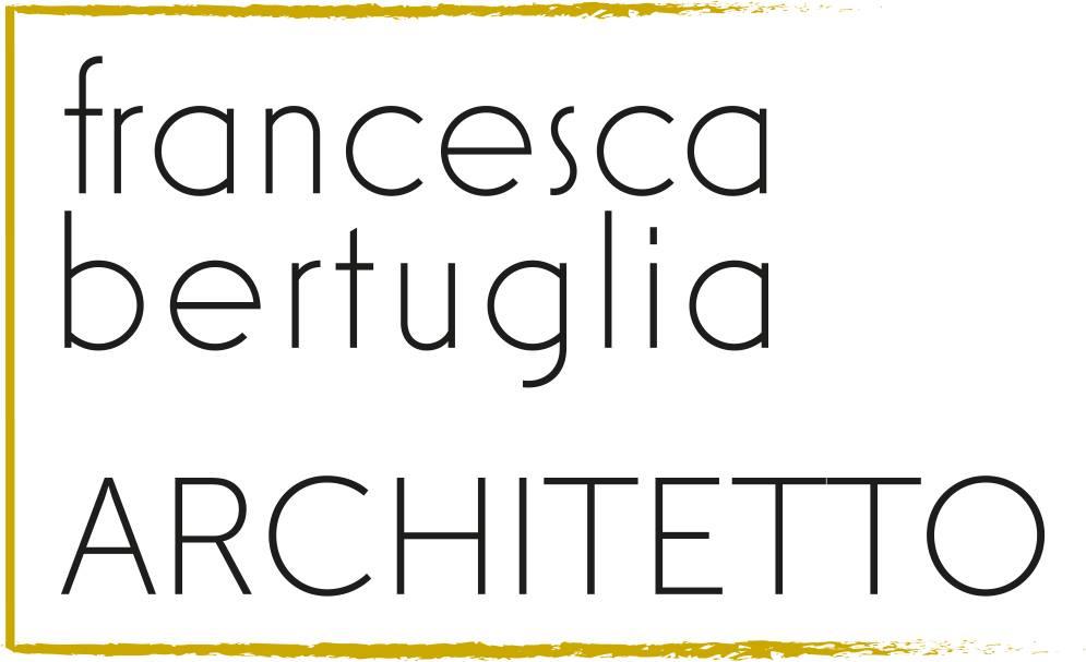 logo francesca bertuglia architetto