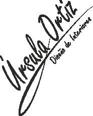 Logo Úrsula Ortiz Diseño Interiores