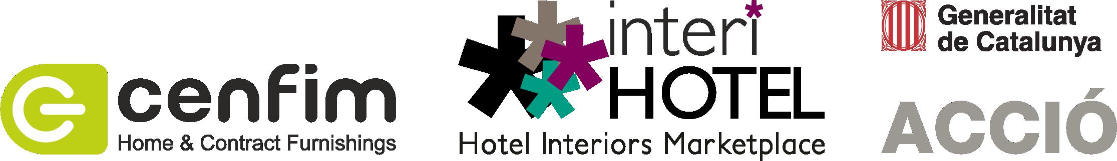 logos organizadores interihotel 2017