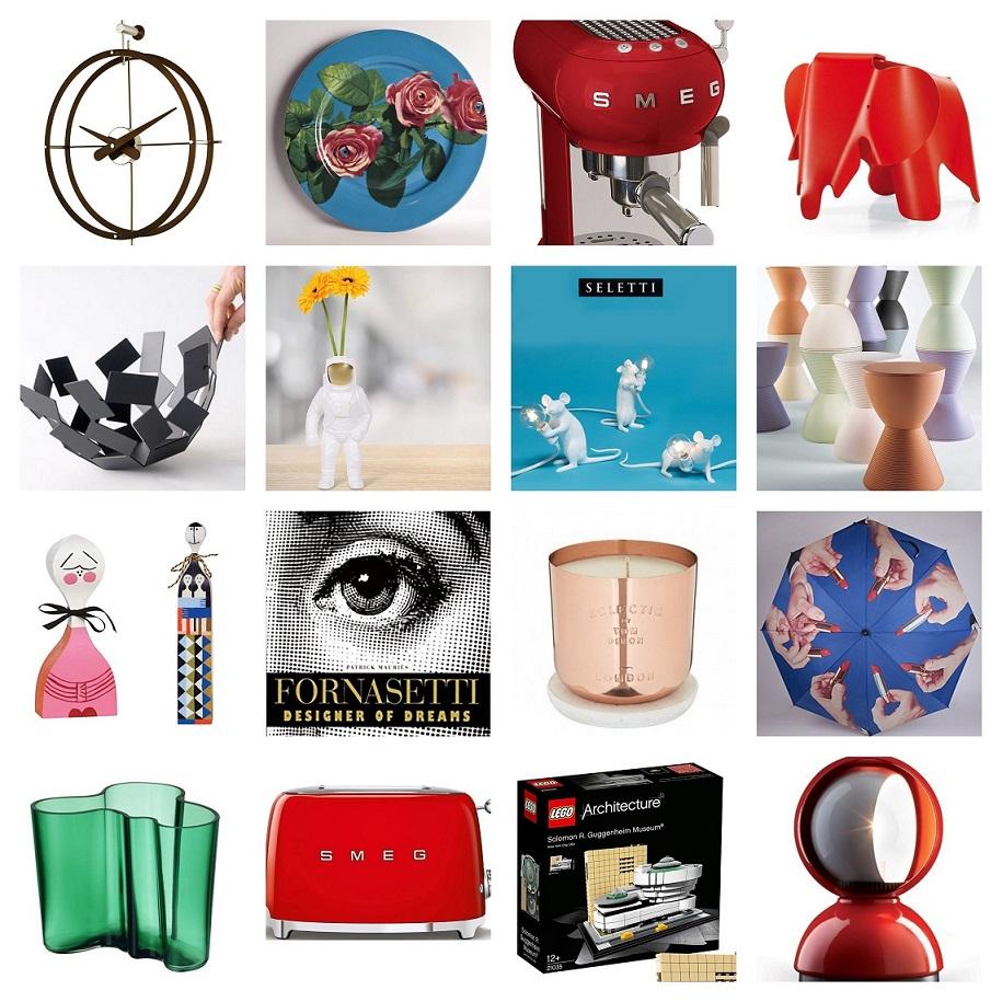 los mejores regalos para amantes del diseño