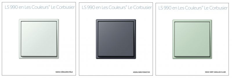 ls 990 Le corbusier Jung en Casa Decor 2020