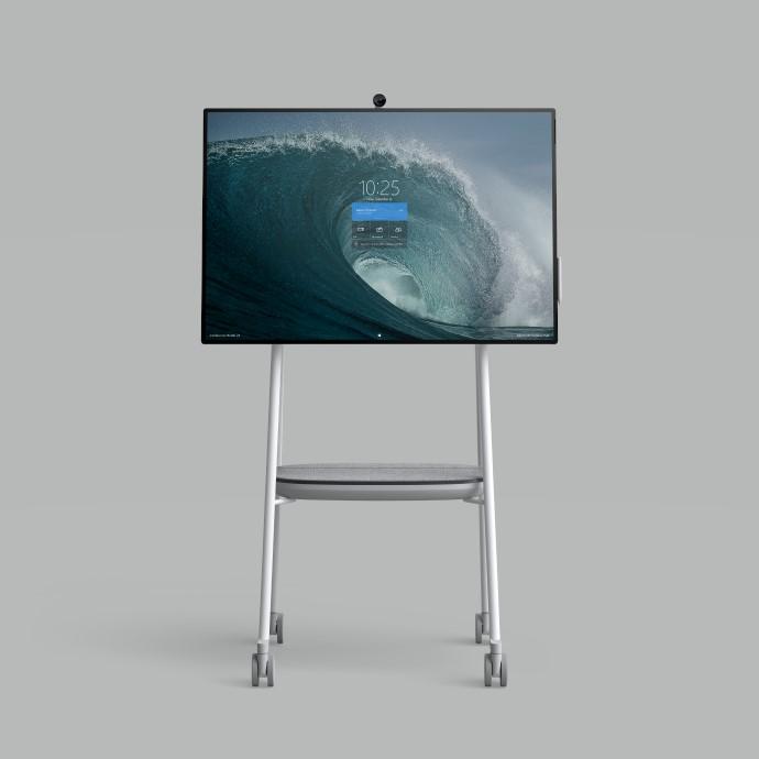 Pizarra interactiva  microsoft Surface Hub 2S . Como transformar cualquier lugar en un espacio colaborativo de trabajo(11)