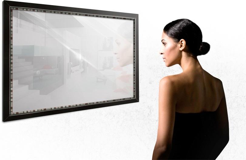 quees-sumergete Miralay espejo con television integrada