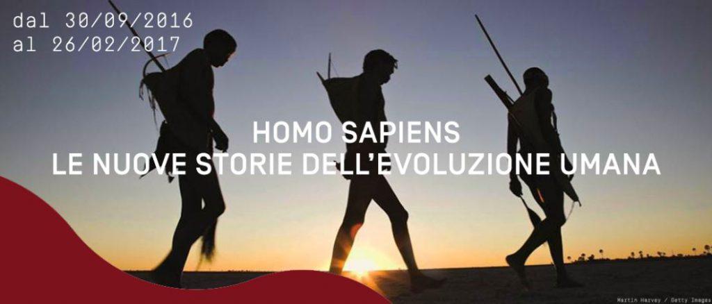 mostra homo sapiens al mudec