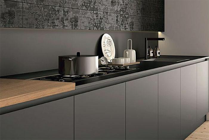 muebles de cocina material fenix