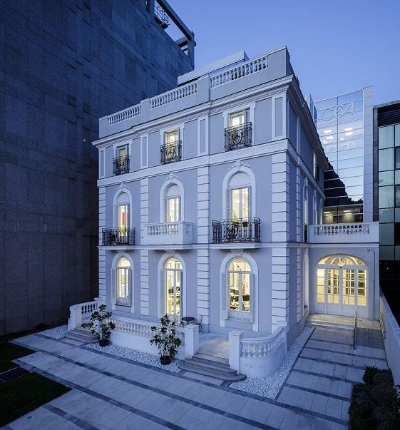nuevas oficinas sostenibles INTU en el Paseo de la Castellana de Madrid 1